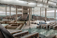 Qatar National Library Interior